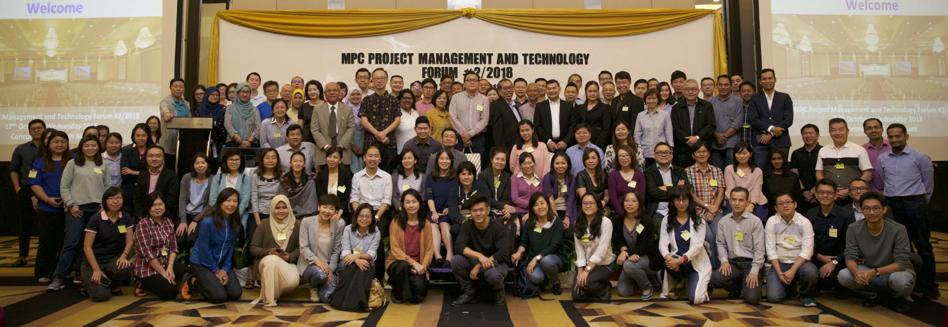 MPC Project Management & Technology Forum #2/2018